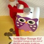 Save Your Change Elf via Bargain Briana