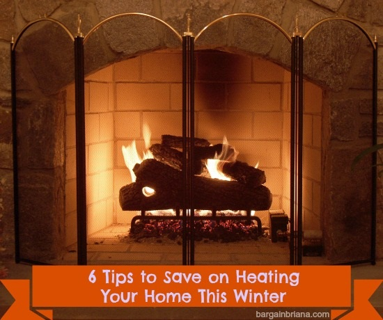 Save on Heating Your Home This Winter