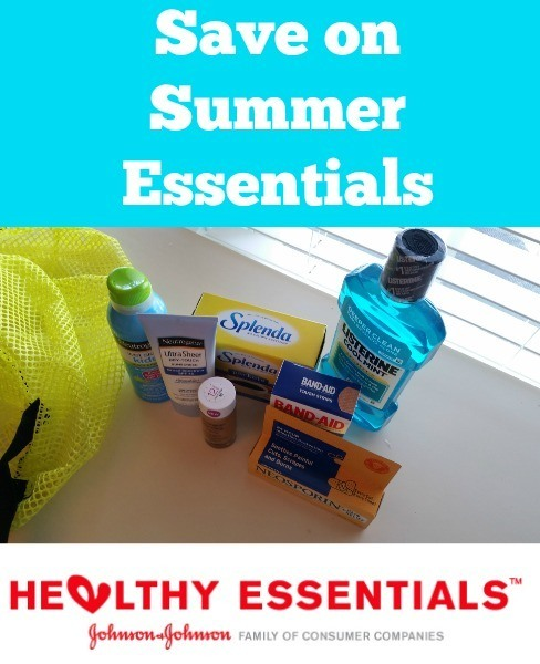 Save on Summer Essentials
