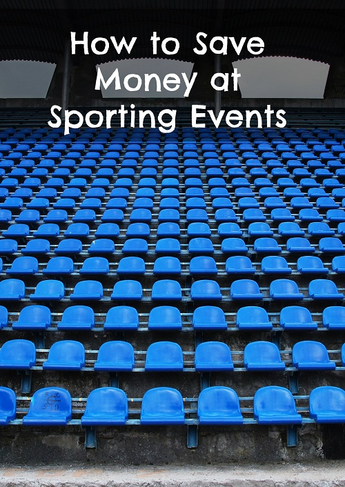 Saving Money at Sporting Events