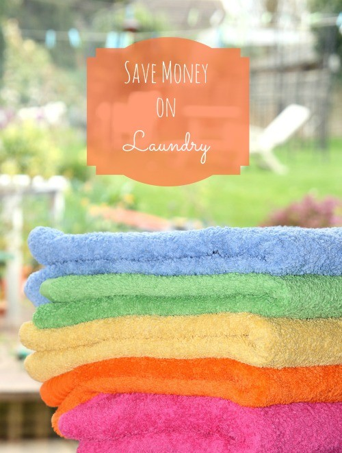 Saving Money on Laundry