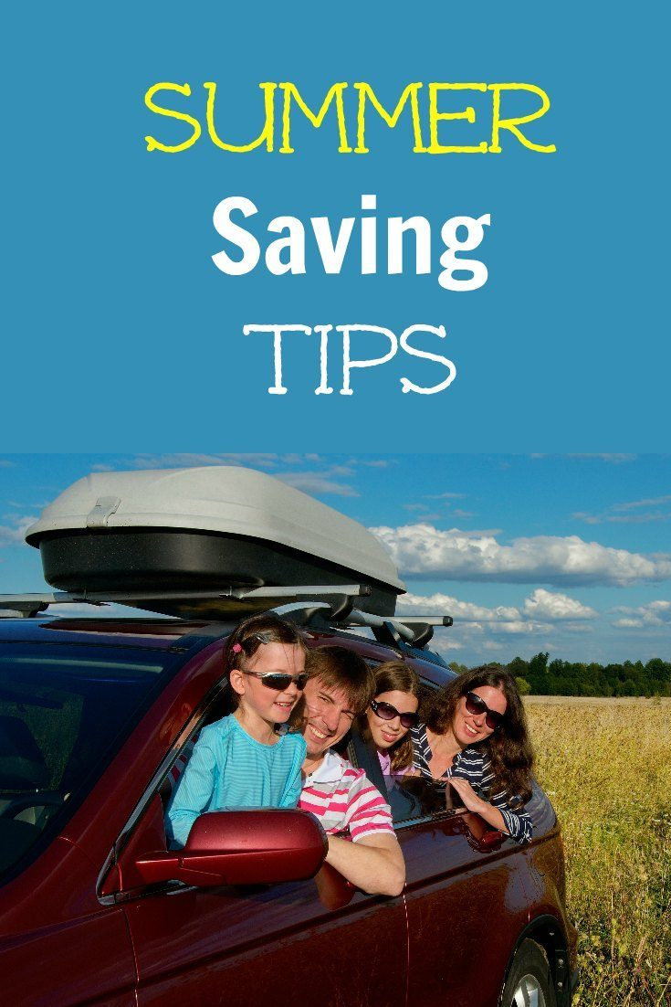 Saving Tips for Summer