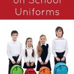 Saving on School Uniforms