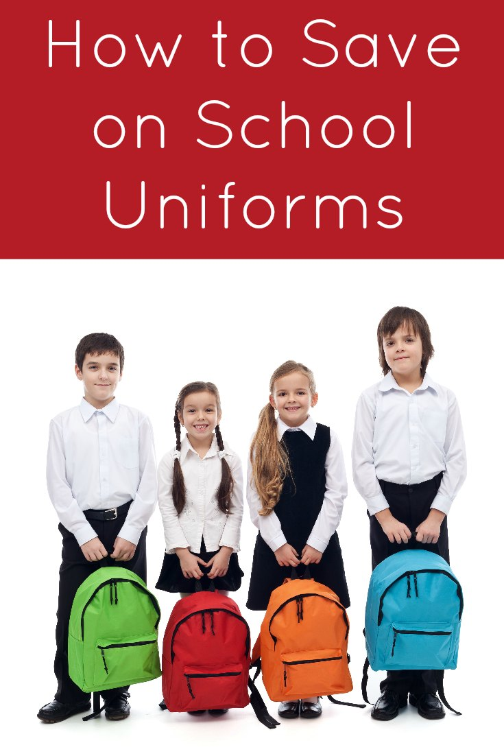 Saving on School Uniforms