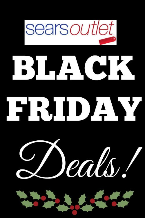 Sears Outlet Black Friday Deals