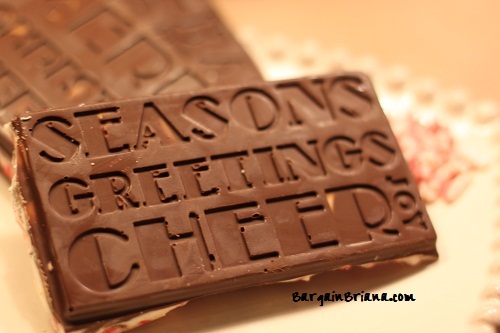 Seasongs Greetings Good Cook Peppermint Chocolate Bark Mold Recipe + Review