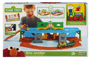 Sesame Street Elmo Junction