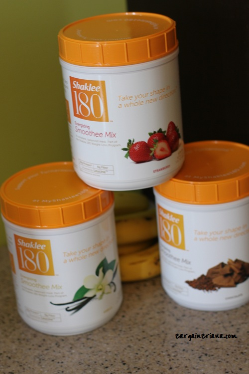 Shaklee 180 Smoothees
