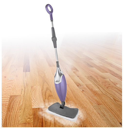 Shark Steam Pocket Mop W Continuous Steam Back Saver