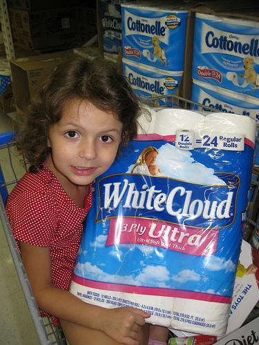 White Cloud Giveaway Winner