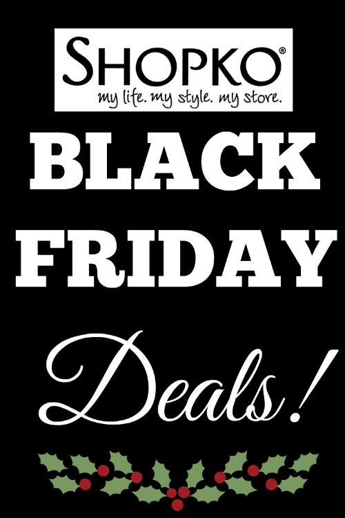 Shopko Black Friday Deals
