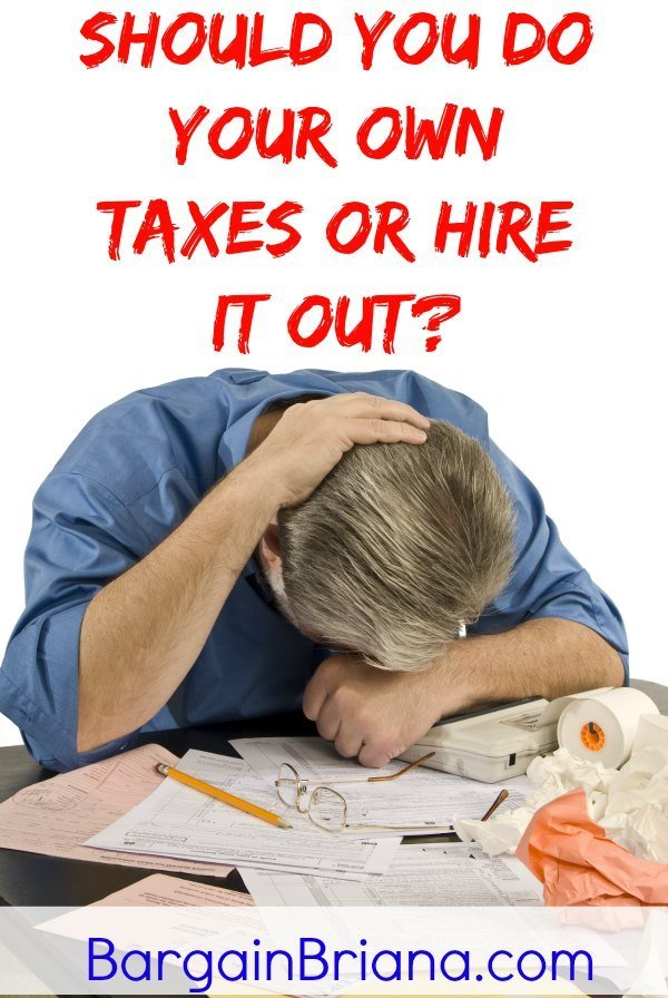 Should You Do Your Own Taxes or Hire it Out
