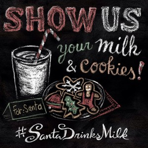 Show Us Your Milk and Cookies