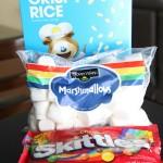 Skittles Crispy Rice Treats Ingredients