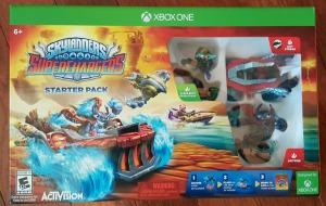 Skylanders Superchragers Starter Pack