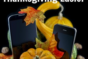 Smartphone Apps You Need to Make Thanksgiving Easier