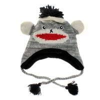 Sock Monkey Hat Deal