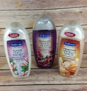 Softsoap Holiday Body Wash