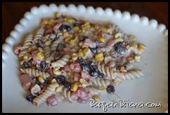 Southwest Pasta Skillett