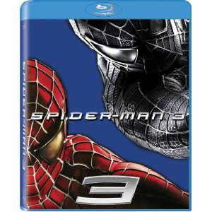 Spiderman Spiderman Movies on Blu Ray $9.99 + Free Ticket for Amazing Spider Man Movie