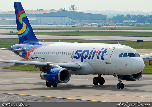 Spirit airlines los angeles to las vegas introductory for Spirit airlines one way