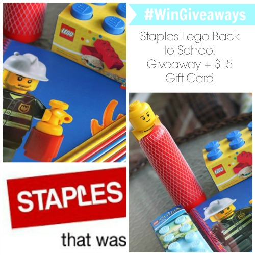 Staples Back to School Giveaway