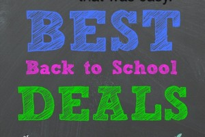 Staples {Back to School} Deals 8/17 – 8/23/2014