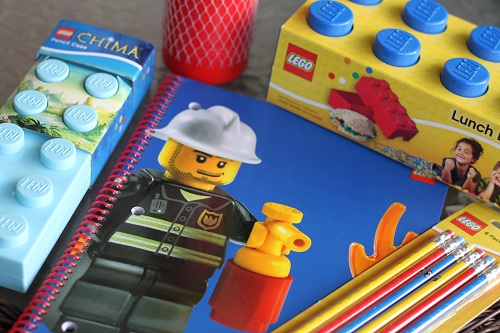 Staples Lego Back to School Cool Stuff