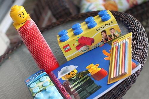 Staples Lego Back to School