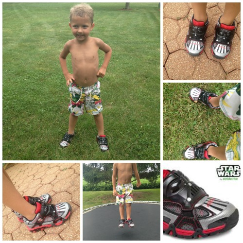 Star Wars Stride Rite Shoes
