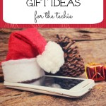 Stocking Stuffer Gift Ideas for the Techies