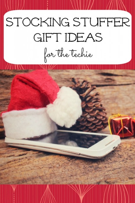Stocking Stuffer Gift Ideas for the Techie