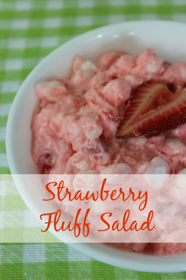 Strawberry Fluff Salad