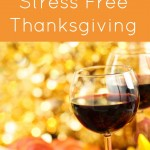 Stress Free Thanksgiving