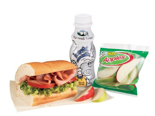 SubwayFRESHFITKidsMeal
