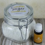 Sugar Hand Scrub with Young Living Essential Oils