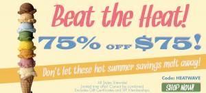 Summer BabyLegs 300x136 BabyLegs: 75% off $75 Order