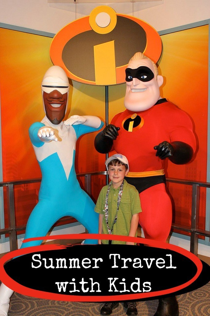 Summer Travel With Kids Disney Movies Anywhere