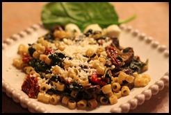 Sundried-Spinach-Mushroom