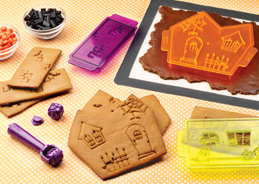Sweet Creations Haunted House Party Kit