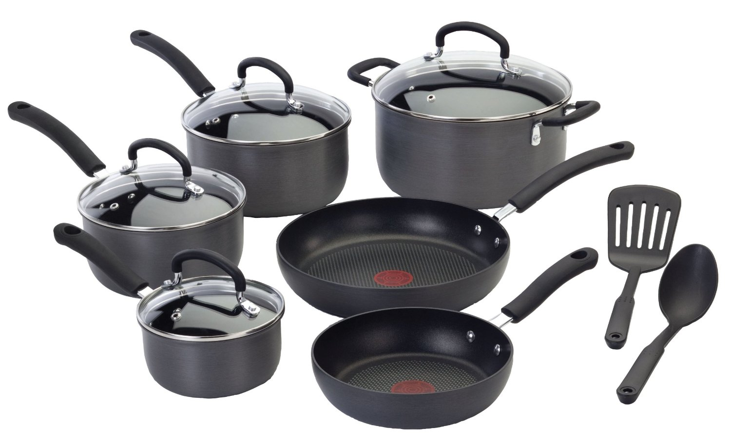 is a great deal if you are looking for dishwasher safe T-fal cookware ...