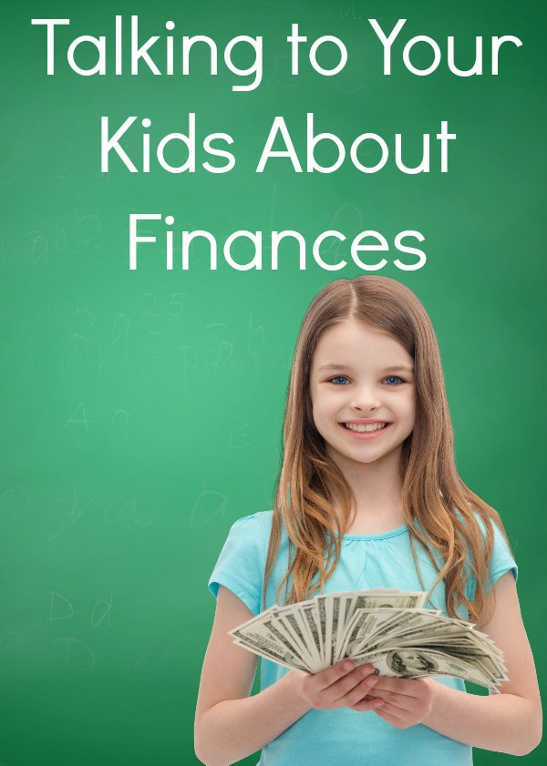 Talking to Your Kids About Finances