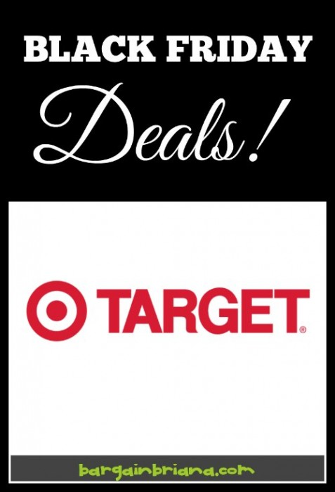 2015 Target Black Friday Ad & Holiday Deals