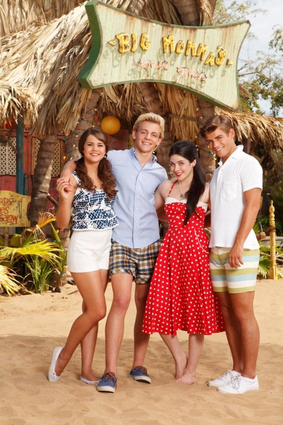 Teen Beach Movie Cast