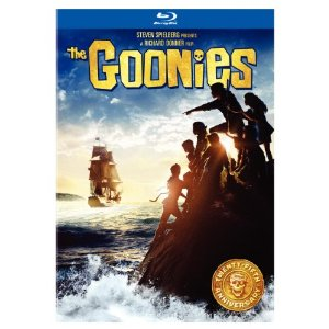 Amazon: The Goonies (25th Anniversary Edition) Blu-ray $17.49