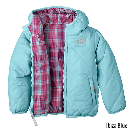 The North Face Toddler Girls' Reversible Perrito Jacket $49.00