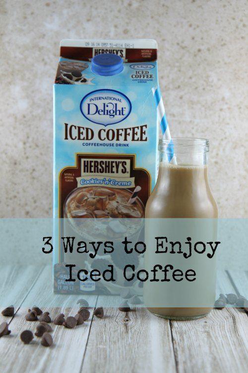 Three Ways to Enjoy International Delight Coffee