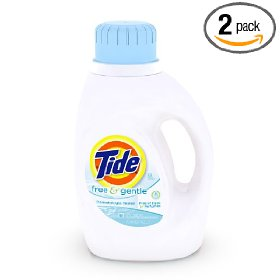 Amazon: Tide Free and Gentle Liquid $9.67