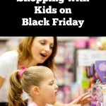 Tips for Shopping with kids on Black Friday