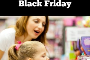 7 Tips for Shopping with Kids on Black Friday